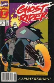 Ghost Rider Comics (1990 Series)